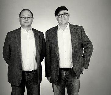 Geschäftsführer Heinz & Bernhard
