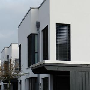"8 Doppelhaushäflten ""Weißes Karree"""