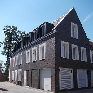 Neubau eines Mehrfamilienhauses, Oststraße 16