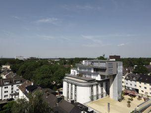 Umbau des Bochumer Hochbunkers