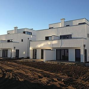 "8 Doppelhaushälften ""Weißes Karree"""