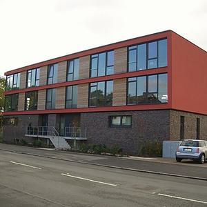 Neubau eines Wohn und Architekturbüros