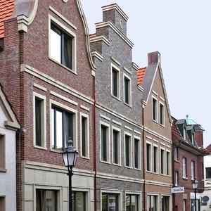 Neubau eines Wohn- und Geschäftshauses