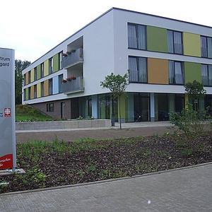 Neubau des Altenzentrums St.Hildegard