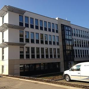 Neubau Rechenzentrum Kreis Unna