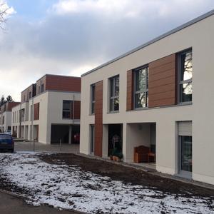 3 Mehrfamilienhäuser mit 45 Wohneinheiten