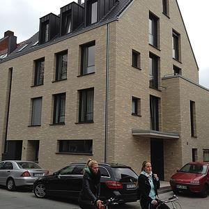 Mehrfamilienhauses mit 4 Wohneinheiten