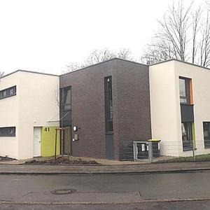 Neubau Diakonie – Stationäre Jugendwohngruppe