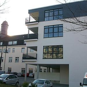 Modernisierung Wohn – und Pflegezentrum St. Barbara