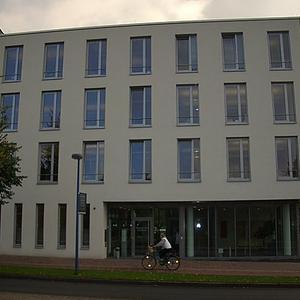 Schlüsselfertige Erstellung Anbau Amtsgericht Gladbeck