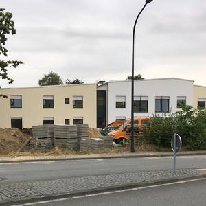Neubau eines Wohn-Pflegeheimes