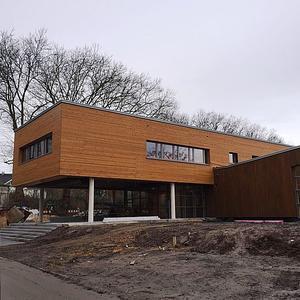 Neubau Bildungsforum, Schule, Natur und Umwelt