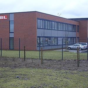 Neubau eines Betriebshofes Verwaltung, Werkstatt und Remise