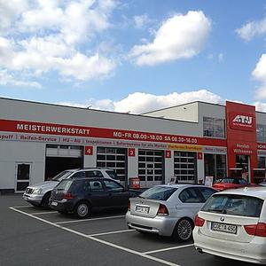 Schlüsselfertige Erstellung des A.T.U.-Fachmarkt in Lüdinghausen