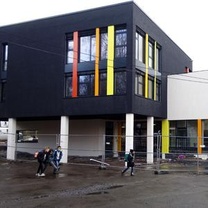 Erweiterung Aplerbecker Grundschule