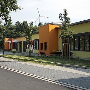 Neubau einer Werkstatt für Schwer-Mehrfach-Behinderte