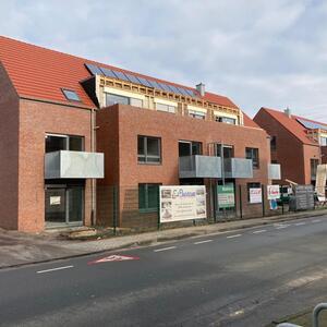 Neubau von drei Mehrfamilienhäusern