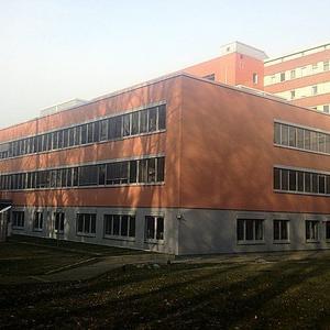 Neubau einer Infektionsabteilung und Intensivmedizin St. Babaraklinik