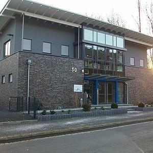 Neubau eines Meisterstützpunktes auf dem Gelände des Pumpwerkes Herne