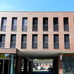 Neubau Gesundheitscampus