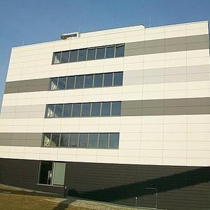 Schlüsselfertige Erstellung Erweiterung FH Dortmund
