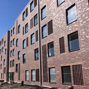 Neubau eines Studentenwohnheims mit 124 Wohneinheiten