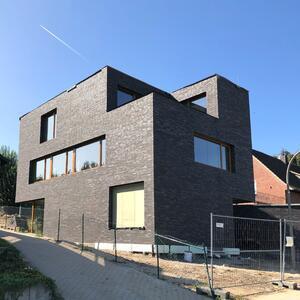 Neubau eines Einfamilienhauses