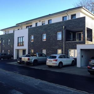 Neubau eines Mehrfamilienhauses mit 10 seniorengerechten Wohnungen