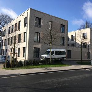 Neubau eines Verwaltungsgebäudes