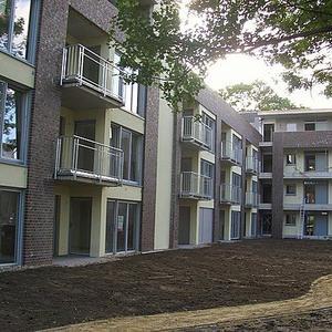 Neubau Betreutes Wohnen mit 25 Wohneinheiten