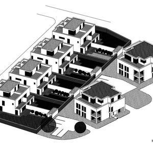 "2 Mehrfamilienhäuser ""Weißes Karree"""