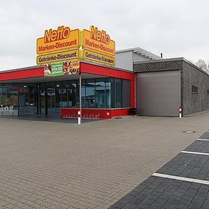 Neubau Geschäftshaus - Netto