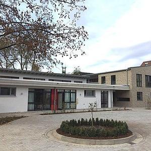 Neubau eines Kindergartens, St. Lambertus