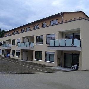Neubau von seniorengerechten Wohnungen St.Ewaldi